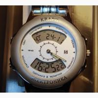 Часы ЭЛЕКТРОНИКА ЧН-05 CITIZEN с ЦНХ 5 мелодий арт.1166