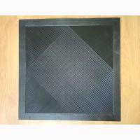 Коврик резиновый придверный (500х500 мм)