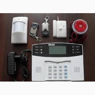 Сигнализация. Установка сигнализации Киев Bezpeka-Pro. Сигнализация для квартиры
