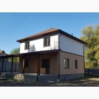 Продам 2 эт. дом 140 кв.м. в с.Осещина, 1 линия затоки р.Десна, свой пляж