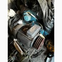 Электродвигатель двухскоростной 4ам 160м8/4 9 квт - 13 квт 700об-1500об