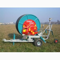 Полив полей. Дождевальная машина MRR 50/230, 58/200, 63/150 OCMIS (Италия)