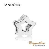 PANDORA шарм-клипса REFLEXIONS ― Звезда 797544