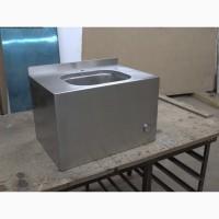 Мойки кухонные, ванны моечные промышленные из нержавеющей стали