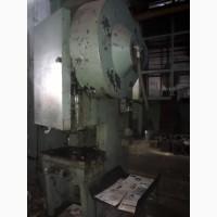 Пресс модель КД2128 усилием 63 т.с пневмомеханика, Пресс усилием 160 т.с