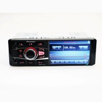 Автомагнитола Pioneer 4033 ISO - экран 4, 1#039;#039;, DIVX, MP3, USB, SD, BLUETOOTH