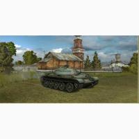 Игра с Type 59, КВ-5