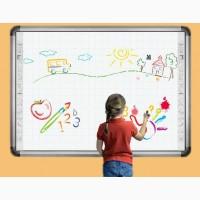 Інтерактивна мультимедійна дошка для навчальних закладів, відповідає всім вимогам