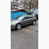Аренда автомобиля Toyota Camry в Киеве, с водителем