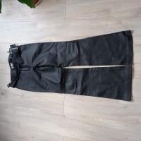 Кожаные брюки женские, outer edge размер 10