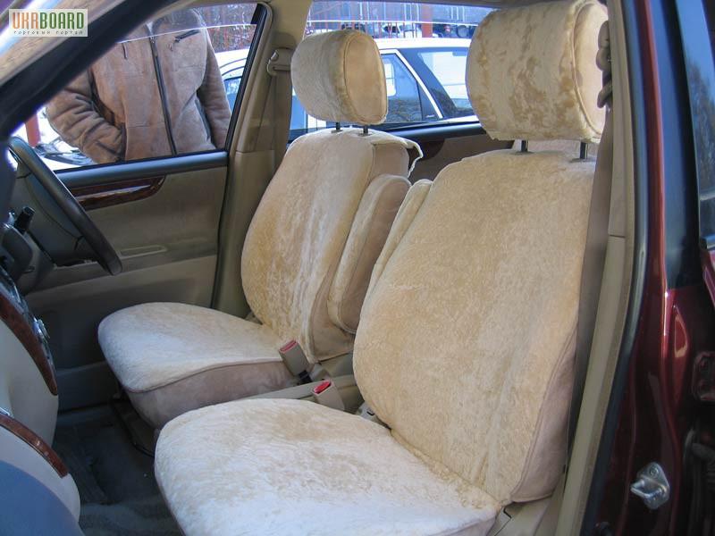 Waterbirdcare Чехлы для передних сидений Тойота Ипсум 2 (Toyota.