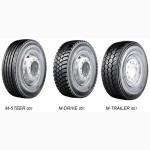 Bridgestone випустил универсальную линейку грузовых шин